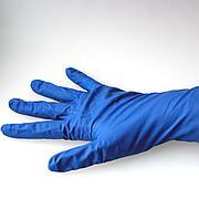 Перчатки латексные повышенной прочности неопудренные (хозяйственные), размер M, 50 шт