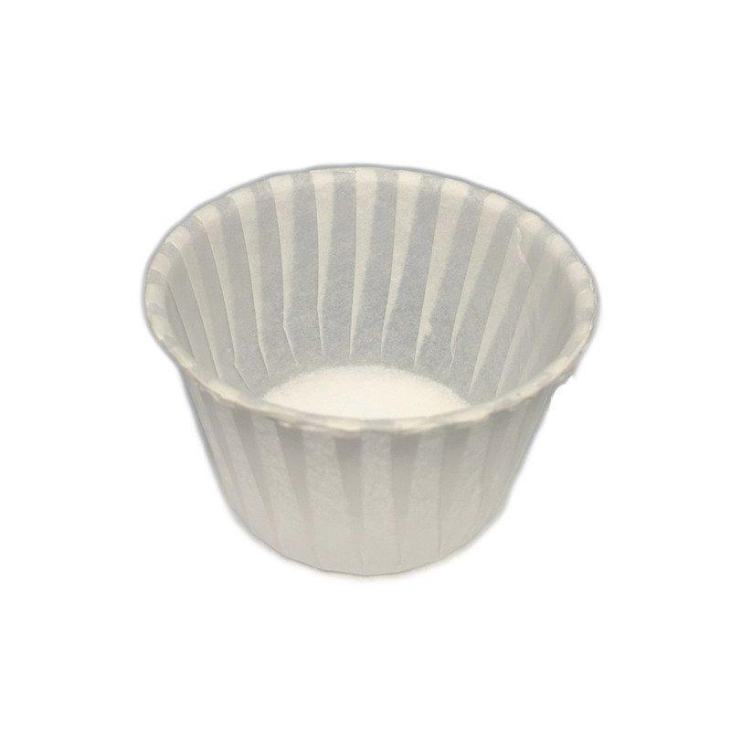 Форма для выпечки бум. Маффин белая 50х40мм, 100 шт