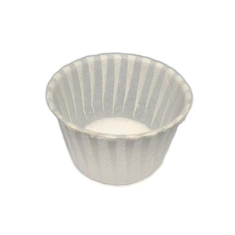 Форма для выпечки бум. Маффин белая 50х40мм, 100 шт, фото 2