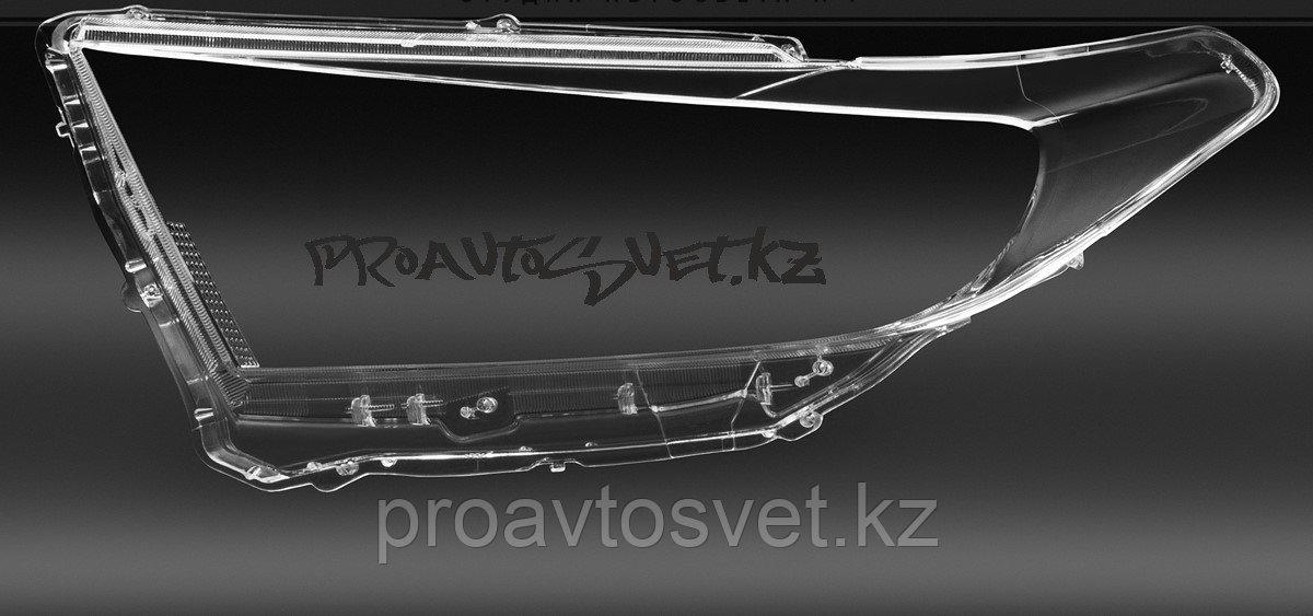 Стёкла фар на TOYOTA HIGHLANDER XU40 (2011 - 2014 Г.В.)