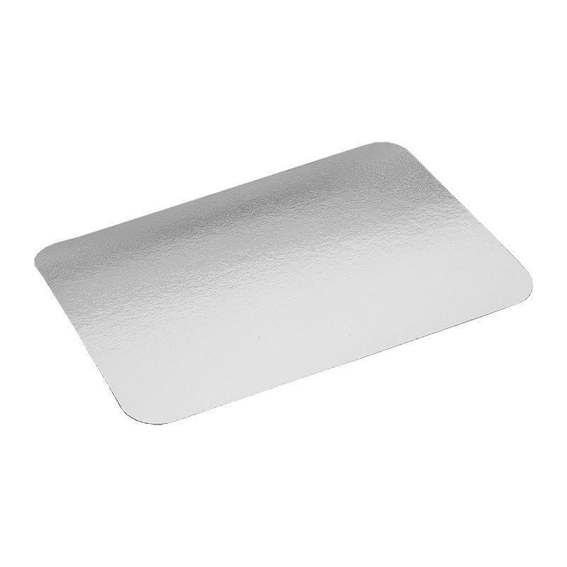 Крышка к алюминиевой форме 308x208мм, картон/алюминий, 300 шт