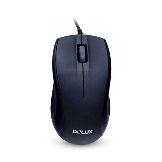 Компьютерная мышь Delux DLM-375OUB - фото 1
