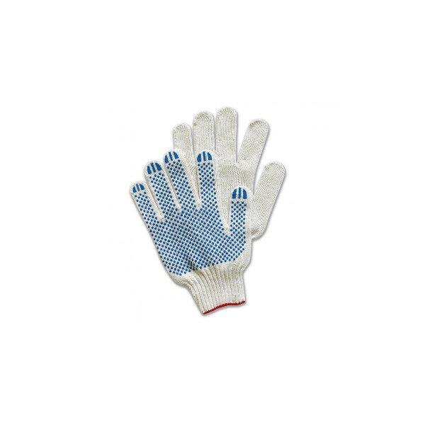 Перчатки нитяные х/б, 7.5класс, 4 нитей
