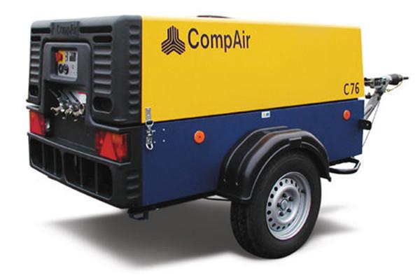 Компрессор дизельный CompAir C76