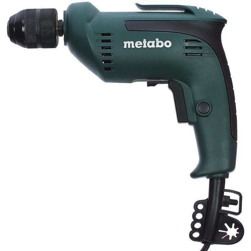 Дрель Metabo BE 6 (450 Вт, БЗП, 5 Нм) (600132810)