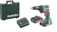 Аккумуляторный шуруповерт для гипсокартона METABO SE 18 LTX 2500