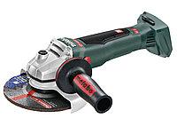 Аккумуляторная Угловая шлифмашина Metabo  WB 18 LTX BL 150 Quick без АКК и ЗУ 613078850