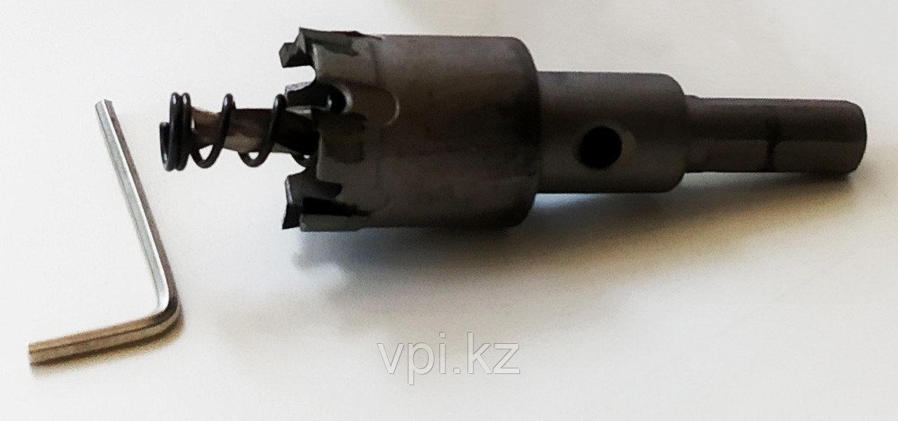 Сверло кольцевое по металлу, с твердосплавной напайкой,  25мм. GERMA