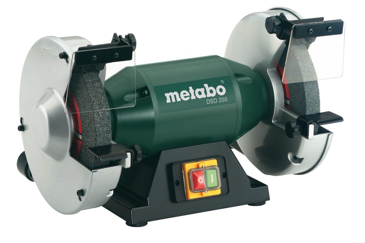 Точило METABO DSD 200 (DSD200)