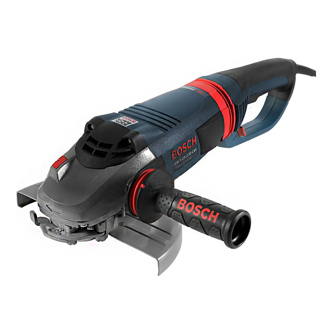 Угловая шлифмашина Bosch GWS 24-230 LVI + SDS гайка