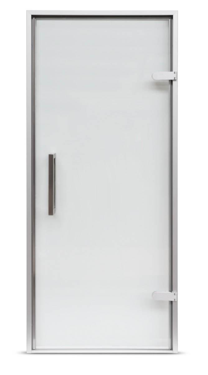 Дверь для саун Harvia LUX 7 х19 Grey, bronze,clear