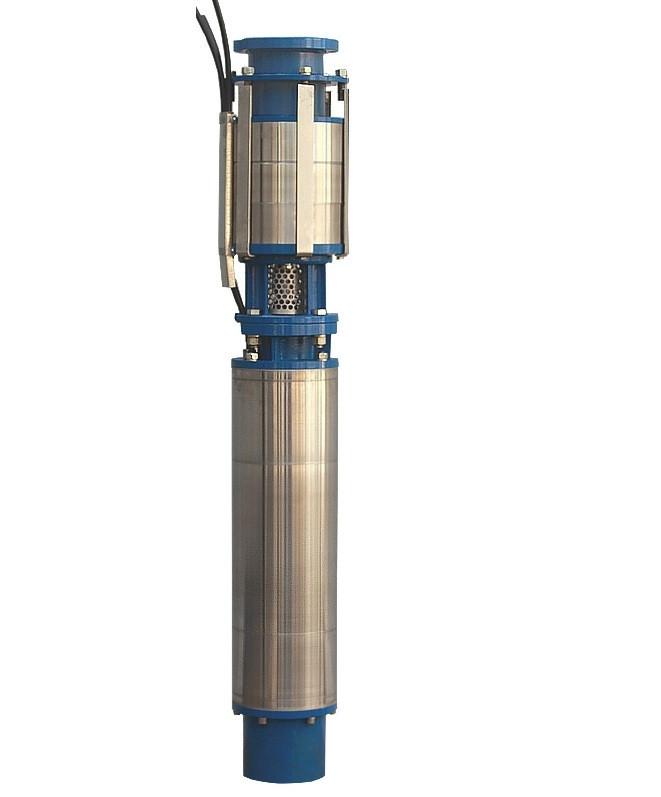 Скважинный насос CRS 10-160/8 нро