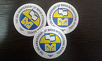 Изготовление значков медалей по индивидуальному заказу, фото 1