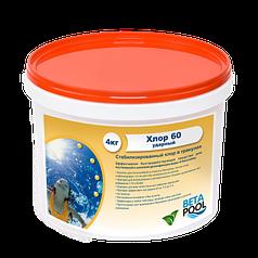 Хлор 60 Таб. 20 гр. (1 кг)
