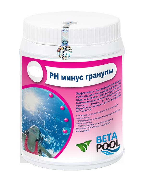 PH-Минус (Гранулы) Упаковка 1 кг