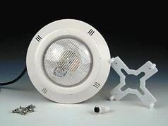 Прожектор накладной, 100Вт/12В, облицовка из пластика, для пленки B-040-L