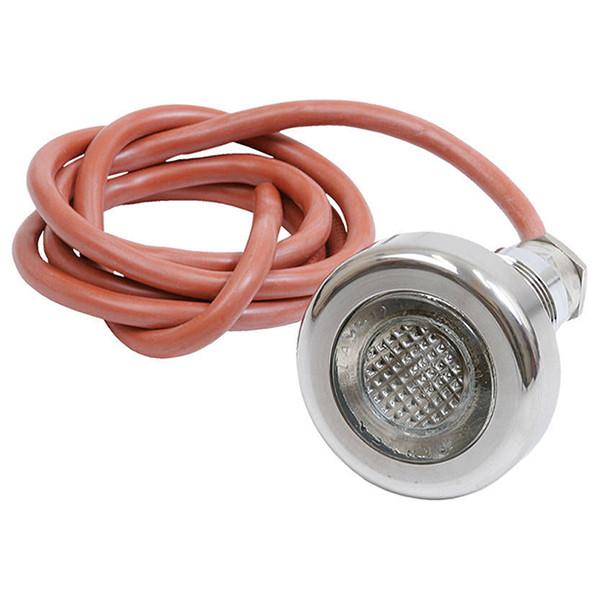 Прожектор для спа, 50Вт/12В, облицовка из нерж.стали.