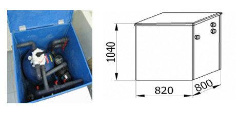 Фильтростанции в корпусе AQUQSTAR – FSK и FSK 2, фото 2