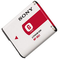 Аккумуляторы для фотоаппарата Sony NP-BG1