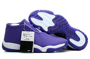 Баскетбольные кроссовки Nike Air Jordan 11 Future синие, фото 3