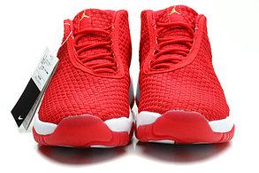 Баскетбольные кроссовки Nike Air Jordan 11 Future красные, фото 2