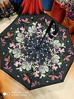 Зонт-наоборот, букет цветов