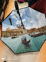 Зонт-наоборот, Венеция