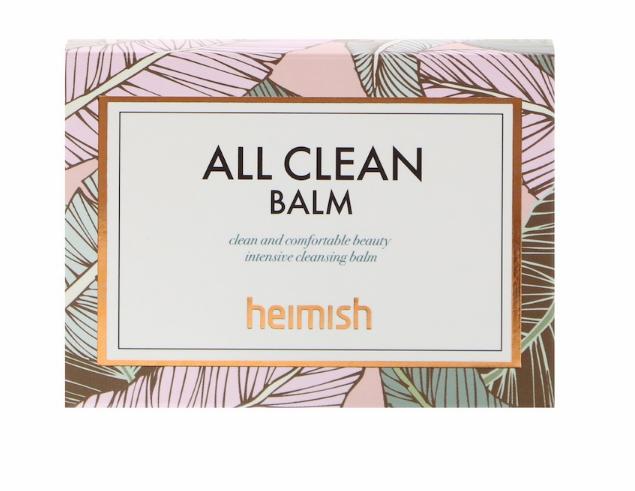 Heimish, All Clean Balm, 120 мл
