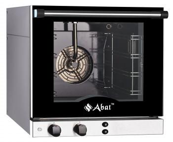 Конвекционная печь КПП-4-1/2Э, 4 уровня, GN 1/2 (325х265 мм), эмалир. камера, эмалир. корпус, эл/механика, пар