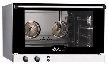 Конвекционная печь КЭП-4Э, 4 уровня, 400х600 мм, эмалир. камера, эмалир. корпус, эл/механика, пароувлажнение,