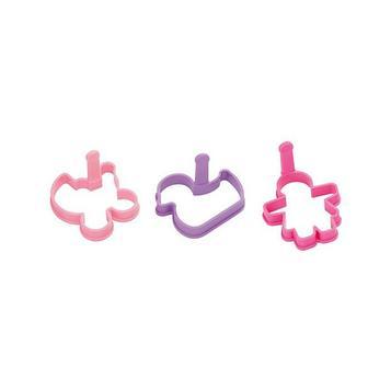Универсальная формочка Tescoma DELICIA KIDS для девочек, силикон