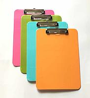Папка планшет А4 пластик плотный пластик
