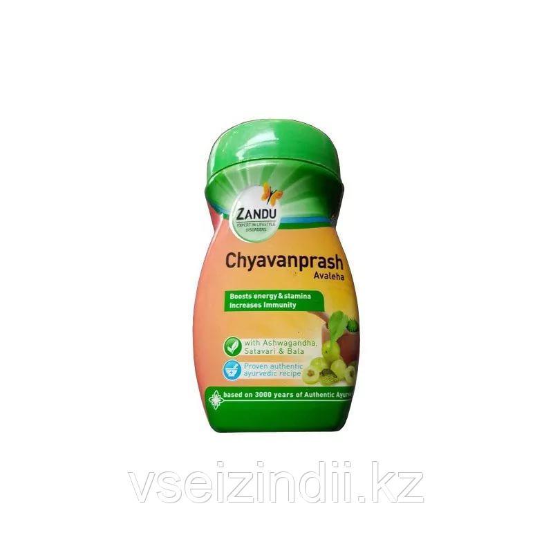 Чаванпраш Zandu Chyawanprash Avaleha 450гр, пищеварение, иммунитет, ЖКТ, очищение организма