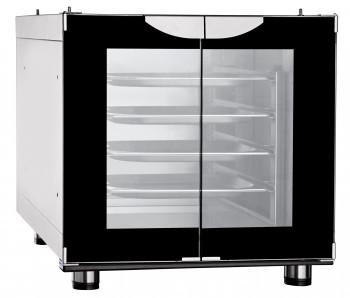 Шкаф расстоечный ШРТ-4-02  (4 уровня GN-1/2, под конвекц.печи КПП-1/2, камера-нерж, без противней)