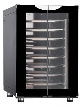 Шкаф расстоечный ШРТ-8-01Э (8 уровней 460х330/435х320 мм, под конвекц.печи КПП и ПКЭ, камера-эмаль, без против