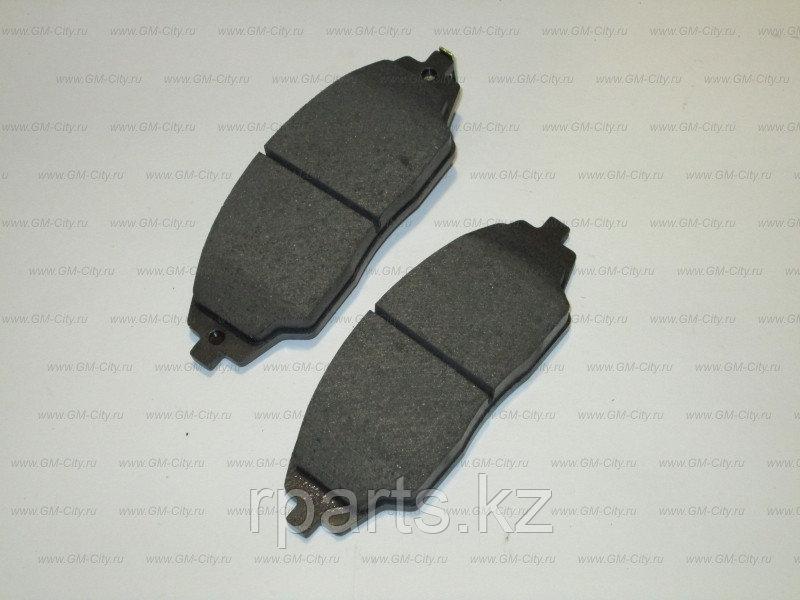 Передние колодки Chevrolet Cobalt / Шевроле Кобальт