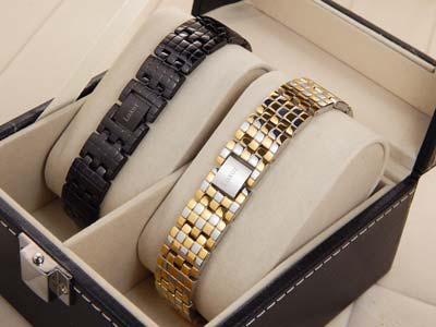 Подарочный набор магнитных браслетов Аура Актив для родителей