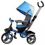 Детский трехколесный велосипед Funny Trike LIANJOY A48 , фото 2