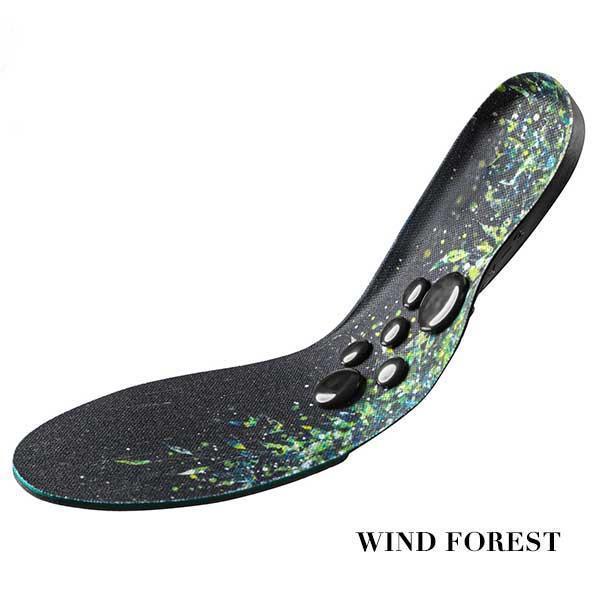 Магнитные стельки женские Лесной ветер