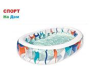 Надувной бассейн BestWay 54066 (Габариты: 229 х 152 х 51см, на 542 литра )