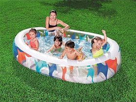 Надувной бассейн BestWay 54066 (Габариты: 229 х 152 х 51см, на 542 литра ) , фото 2