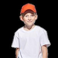 Детская промо бейсболка, StanClassicTeens, 10JU, Оранжевый (28), 52-54