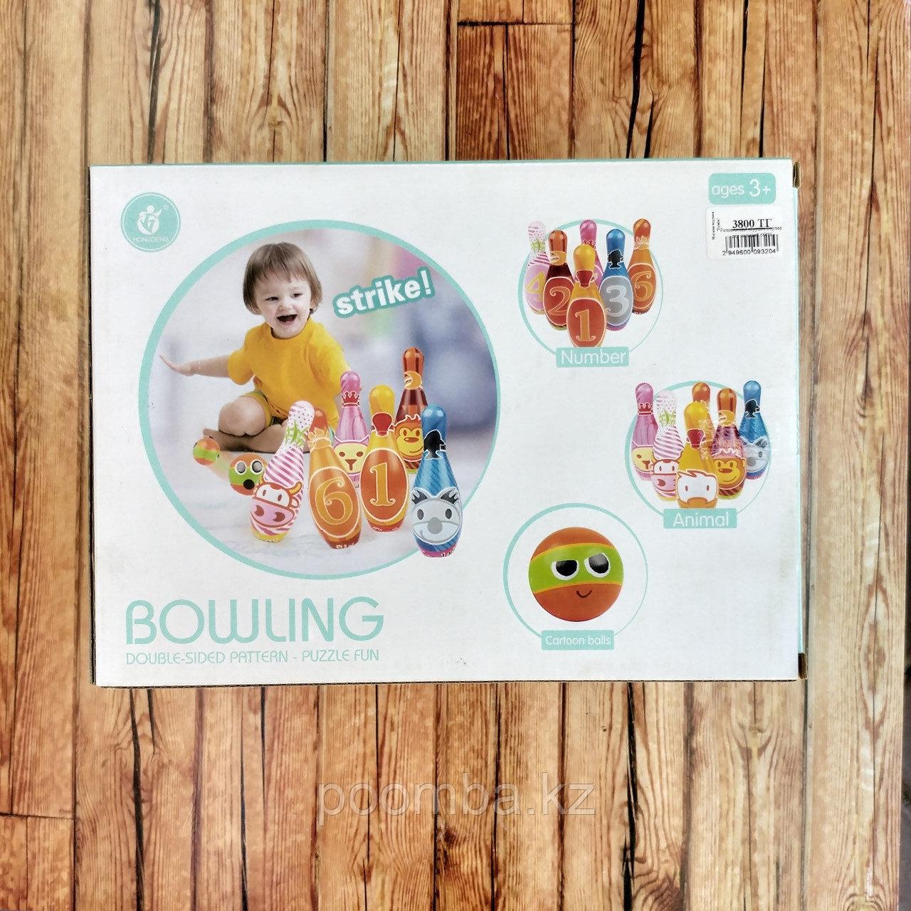 Детский Боулинг мягкий