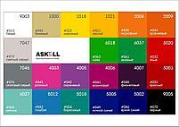 Доска стекло-маркерная, 600х900 мм, настенная, c внешними креплениями (STANDART) ASKELL, фото 2