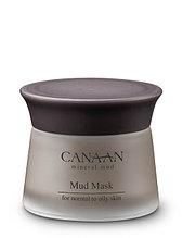 CANAAN маска грязевая для лица