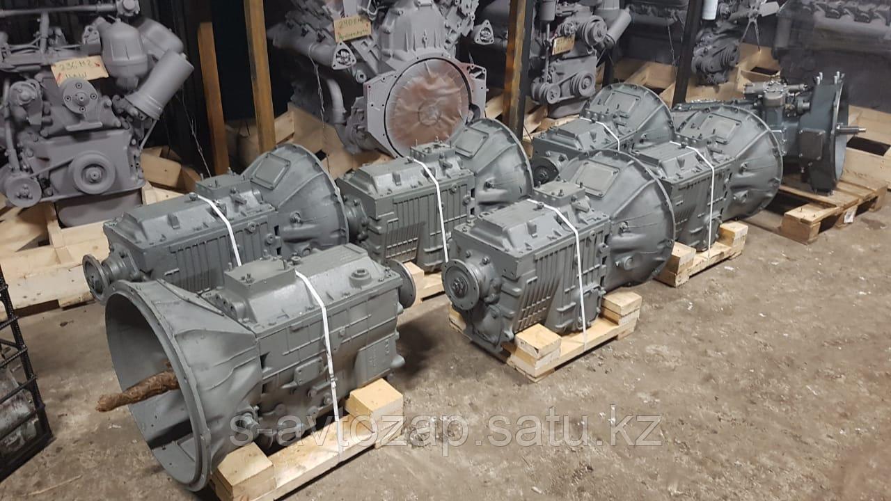 Коробка передач (Индивидуальная сборка) для двигателя ЯМЗ 236П-1700004-10
