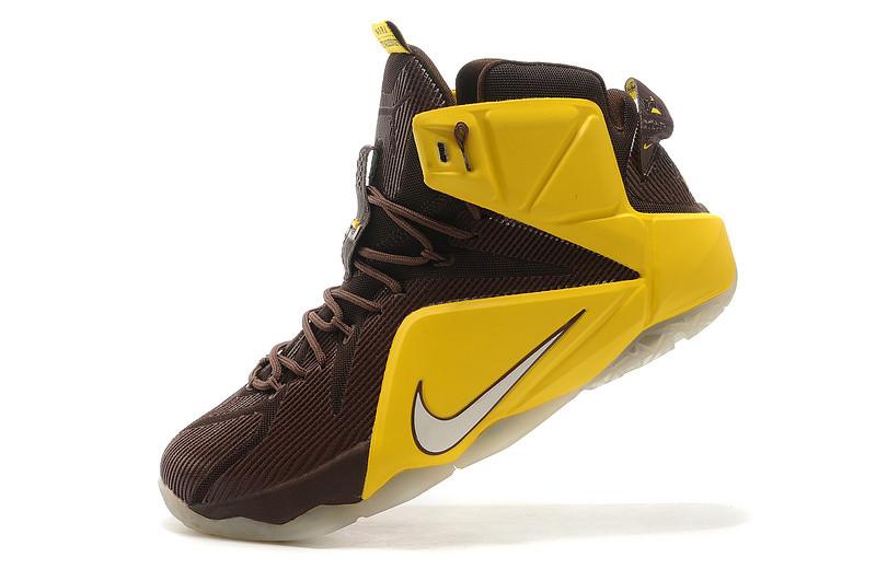 Баскетбольные кроссовки Nike Lebron 12 Elite