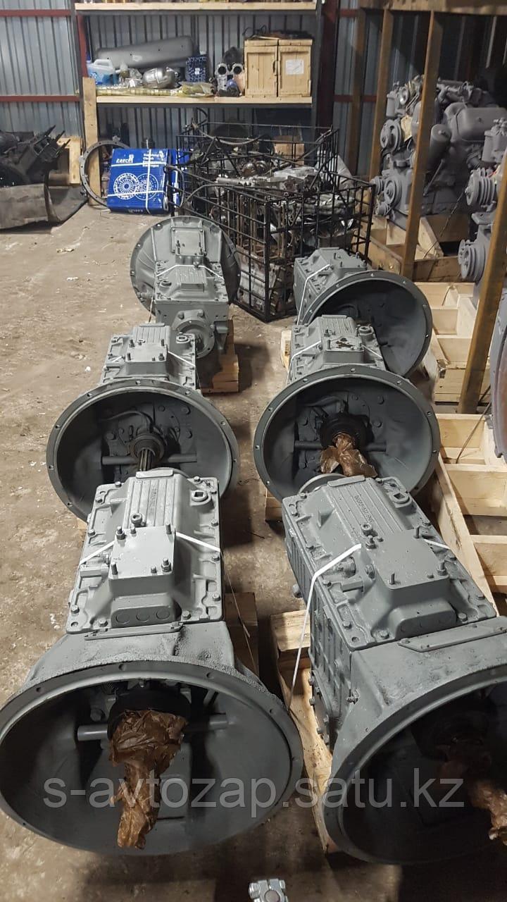Коробка передач (Индивидуальная сборка) для двигателя ЯМЗ 236У-1700003-40