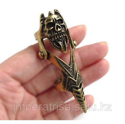 """Кольцо на весь палец """"Шаман"""""""