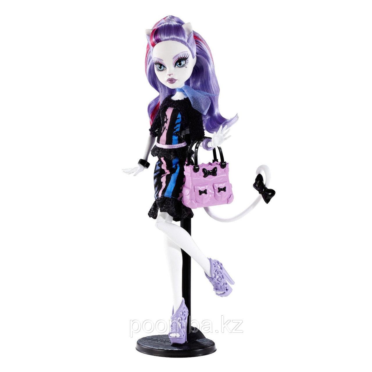 Monster High Scaremester - Catrine Demew